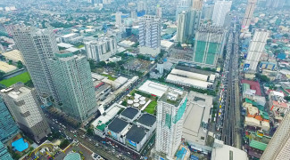 Campos family to redevelop EDSA Central property