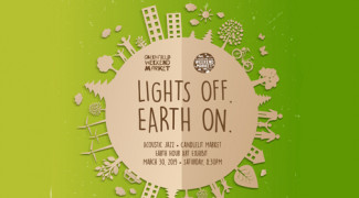 Greenfield, WWF set #AyokoNgPlastik for Earth Hour 2019